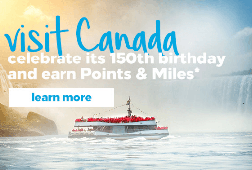 Travel to Canada Hilton Promotion