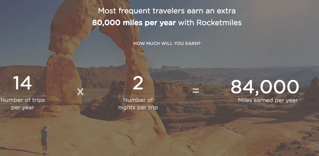 Rocketmiles calculator