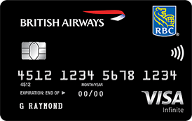 RBC® British Airways Visa Infinite