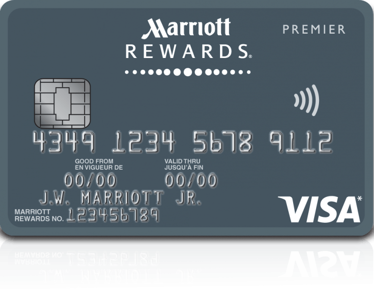 Is It Over For The Marriott Rewards Visa Chase Card In Canada