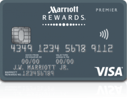 Is it over for the Marriott Rewards Visa Chase Card in Canada?