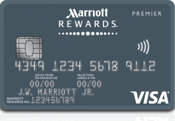 Marriott Rewards® Premier Visa® Card