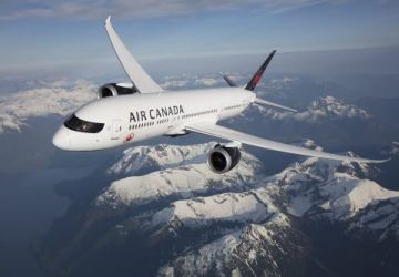 Air Canada B787-9-Rockies