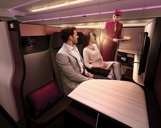 Qatar Airways Q-Suite