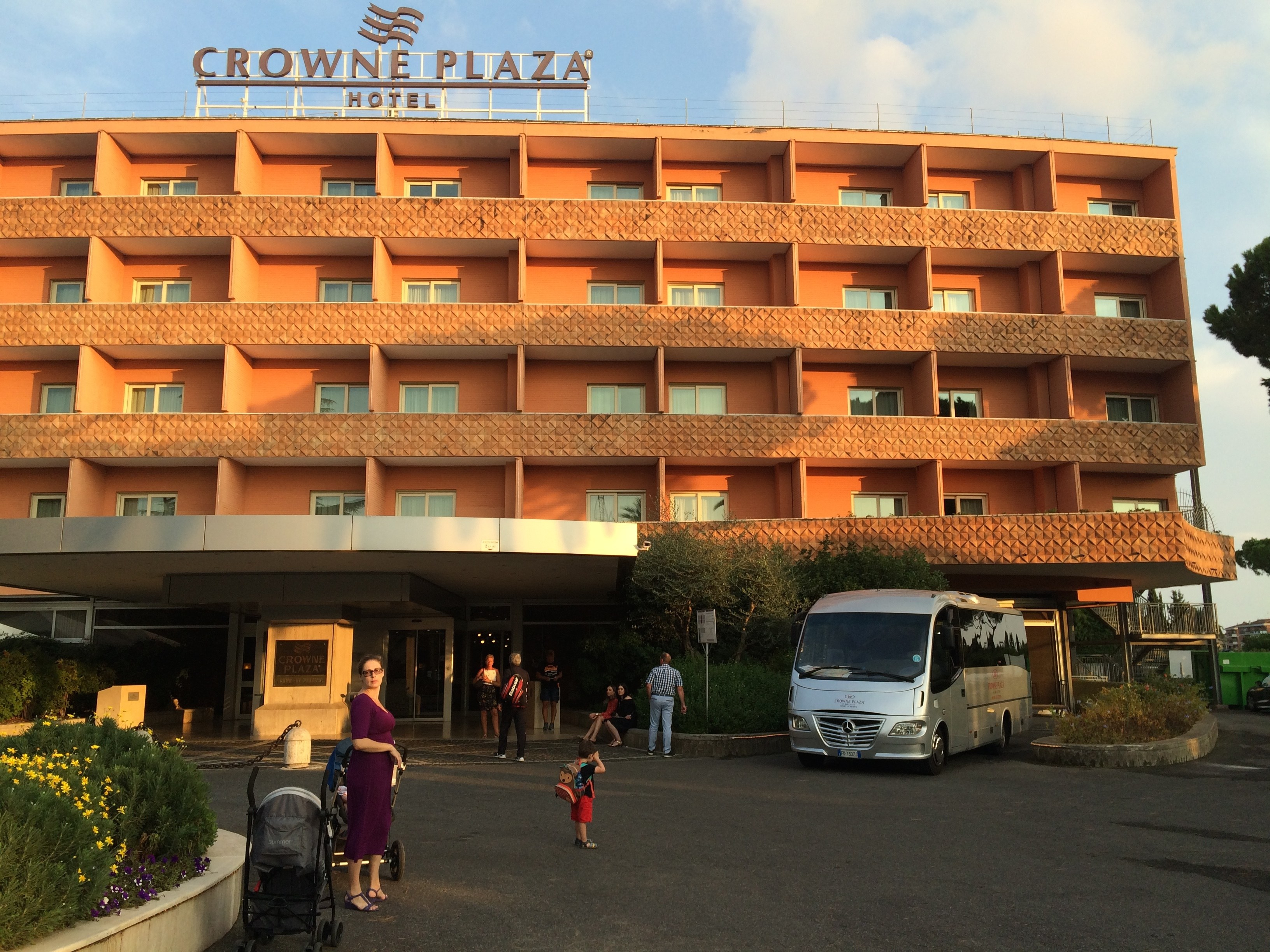St Peters Hotel Rome Crowne Plaza