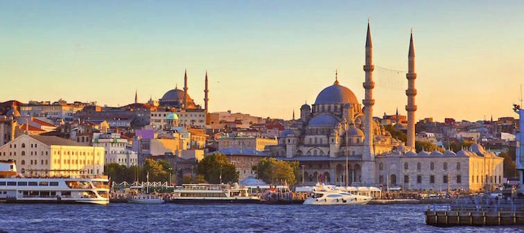 Istanbul reward flights with Aeroplan for $73.45