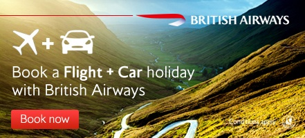 Avis & British-Airways 1500-Avios