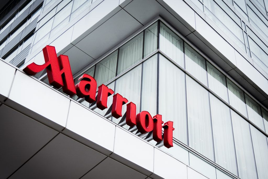 Montreal Airport Marriott In-Terminal Hotel Lunch Offer