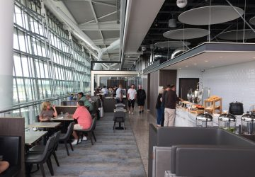 plaza premium lounge heathrow terminal 5A review