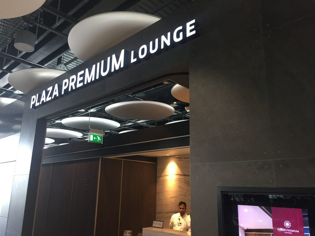 Plaza Premium Lounge Heathrow Terminal 5A