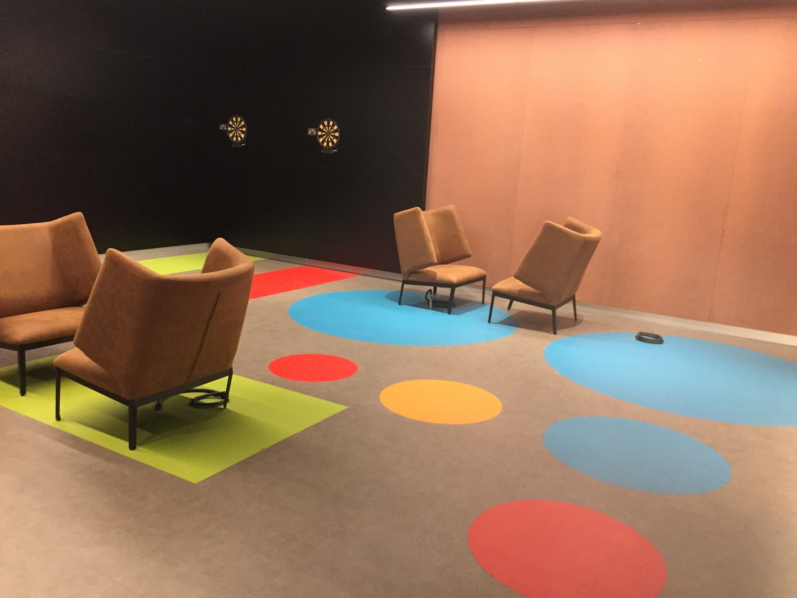 Play area | The Primeclass Lounge Muscat