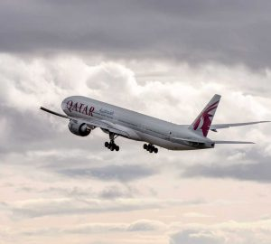 Qatar Airways 777