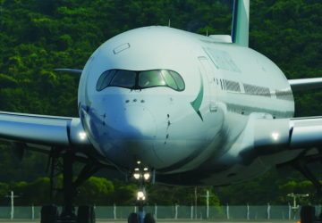 Cathay Pacific A350-900