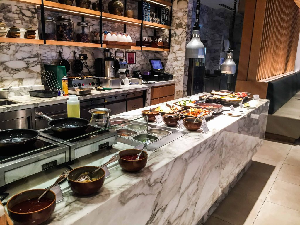 Breakfast buffet | Hilton Garden Inn Singapore