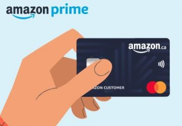 Amazon.ca Rewards Mastercard