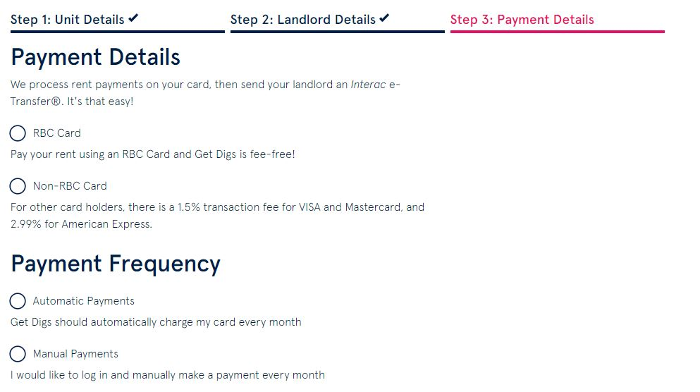 Get Digs: Pay rent, earn reward points | Travel Hack with