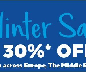 HILTON EMEA WINTER SALE 2019