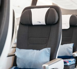 British Airways A350 Economy seats