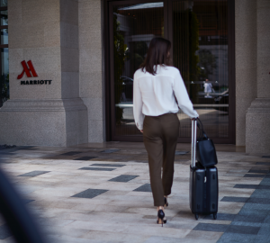 Marriott Hotels Arrival