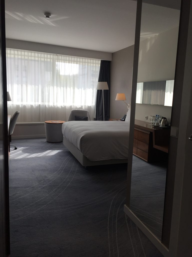 View of the King Executive Room - DoubleTree Wroclaw