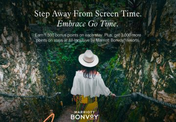Earn 1,500 Bonus Points For Stays + 3,000 Additional Points For Stays at All-Inclusive Resorts - Marriott Bonvoy